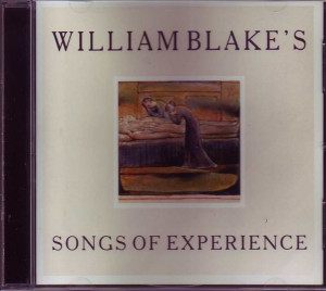 william blake's songs of experience
